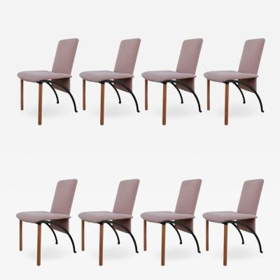 Gerard Castelijn Set of 8 Dining Chairs by Castelijn