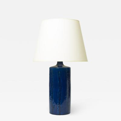 Gerd B gelund Monumental table lamp by Gerd B gelund