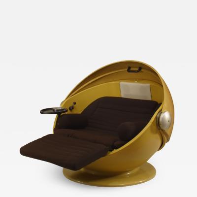 German Post War Sunball Chaise