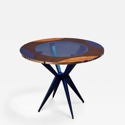 Germano Marchetti Kiss Me Round Side Table Supreme Collection