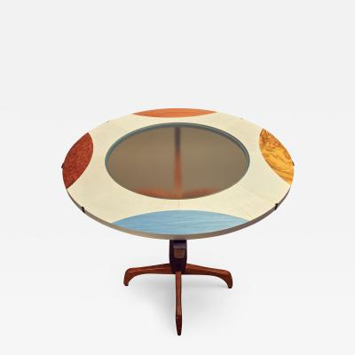 Germano Marchetti Kiss Me Round Table Supreme Collection