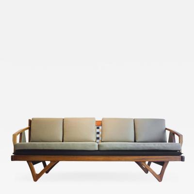 Germano Marchetti The Grid Sofa Room splitter