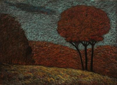 Gershon Benjamin Autumn