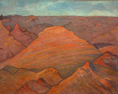 Gershon Benjamin Grand Canyon