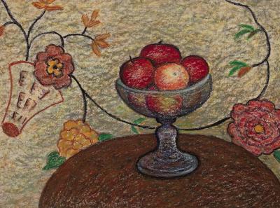 Gershon Benjamin Homage to Cezanne II