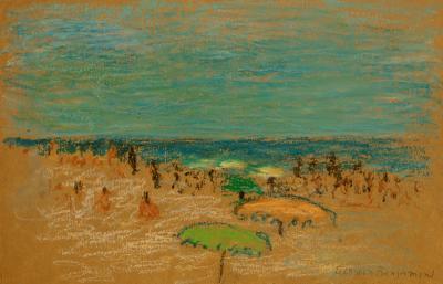 Gershon Benjamin Ocean Grove Beach