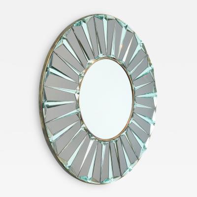 Ghir Studio Onix Circular Mirror by Ghir Studio