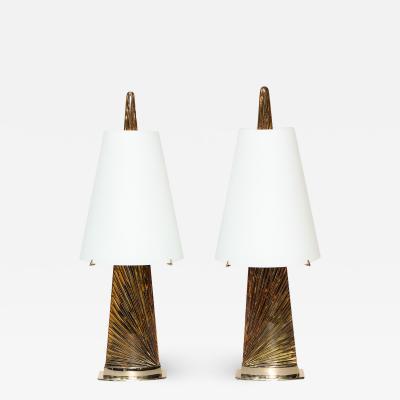 Ghir Studio Studio Made Abisso Lamps by Ghir Studio