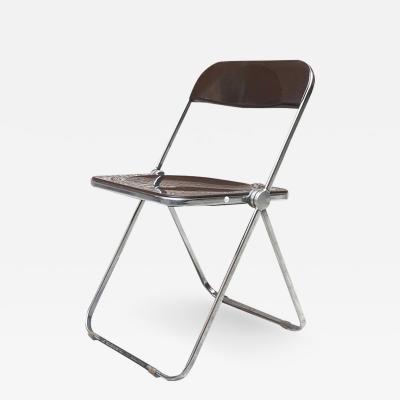 Giancarlo Piretti Plia chair by Giancarlo Piretti for Anonima Castelli 1970s