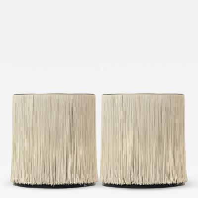 Gianfranco Frattini Fringe Table Lamps