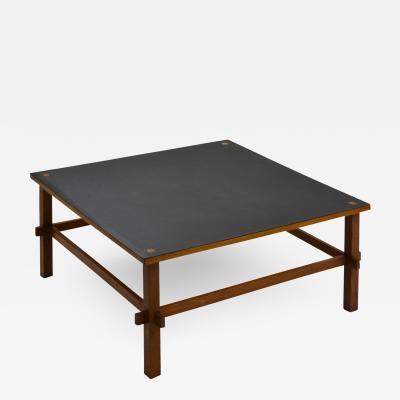 Gianfranco Frattini Gianfranco Frattini Coffee Table Model 740 for Cassina in Wood