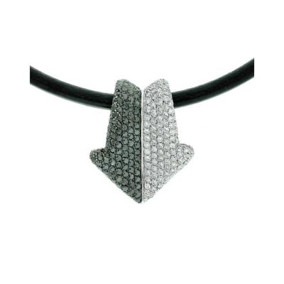 Gianni Bulgari Gianni Bulgari Enigma Diamond Necklace