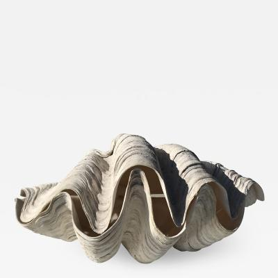 Giant Pair of Clam Shells