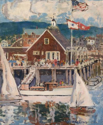 Gifford Beal Yacht Club Rockport
