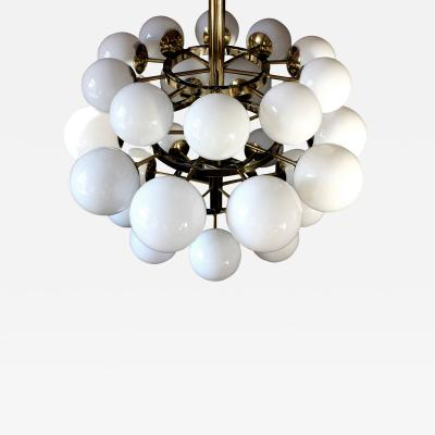 Gigantic Cinema Concert Hall Ceiling Lamp Germany 1960s 1970s