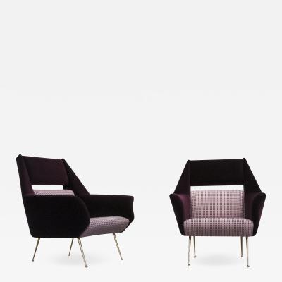 Gigi Radice Chairs for Minotti