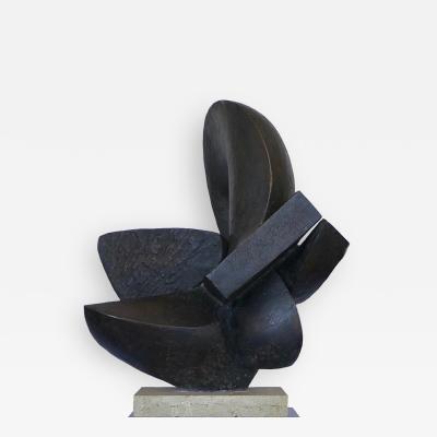 Gilbert A Franklin Daybreak Bronze Sculpture by Gilbert Franklin