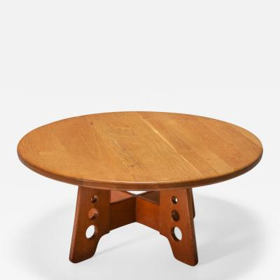Gilbert Marklund Gilbert Marklund Oak Coffee Table 1960s