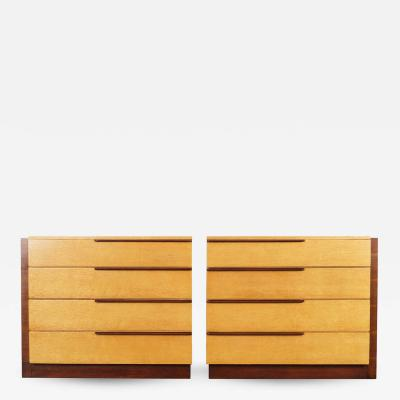 Gilbert Rohde Art Deco Chest of Drawers by Gilbert Rohde