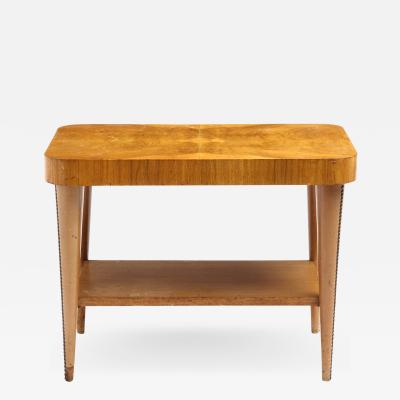 Gilbert Rohde GILBERT ROHDE PALDAO END TABLE