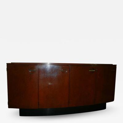 Gilbert Rohde Gilbert Rohde Streamline Art Deco Cabinet Sideboard Buffet