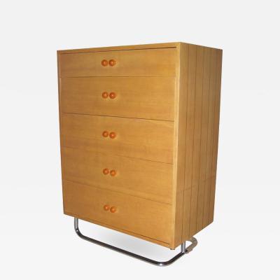 Gilbert Rohde Rare Gilbert Rohde Art Deco Dresser