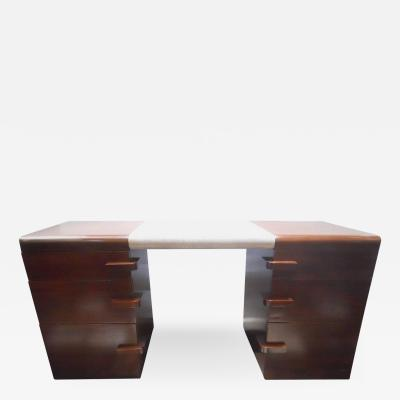Gilbert Rohde Sophisticated Gilbert Rohde for Herman Miller Desk
