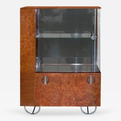 Gilbert Rohde Streamline Art Deco Cabinet by Gilbert Rohde for Herman Miller 1933