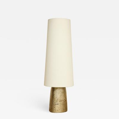 Gilded Accent Lamp