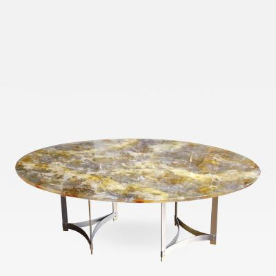 Gilles Charbin Dining Table Champagne by Gilles Charbin