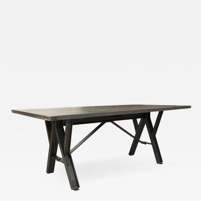 Gilles Oudin Industrial Black Table