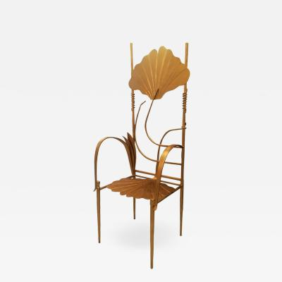 Ginko Armchair in the Taste of Lalanne