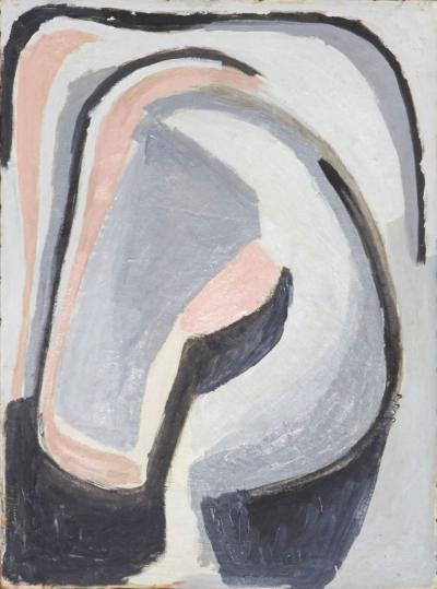 Gino Cosentino Composizione Astratta 287 Painting by Gino Cosentino