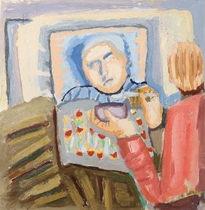 Gino Cosentino Painting by Gino Cosentino