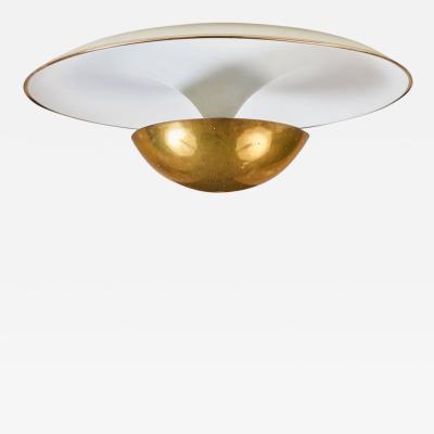 Gino Sarfatti 1950s Gino Sarfatti Ceiling Lamp for Arteluce