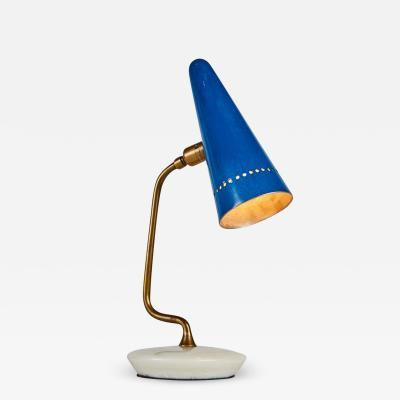 Gino Sarfatti 1950s Table Lamp Attributed to Gino Sarfatti for Arteluce