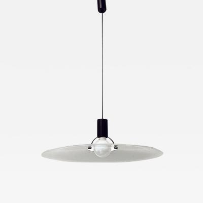 Gino Sarfatti 2133 chandelier by Gino Sarfatti for Arteluce 1972