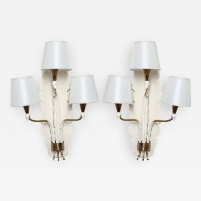 Gino Sarfatti Arteluce Sconces Designed by Gino Sarfatti Made in Italy