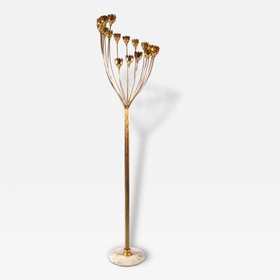 Gino Sarfatti Floor Lamp by Gino Sarfatti 1912 1985 Italy Arredoluce ca 1950