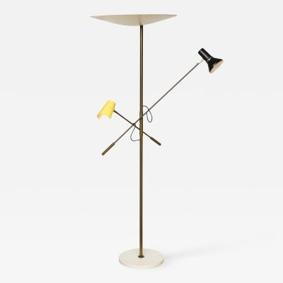 Gino Sarfatti Floor lamp by Gino Sarfatti for Arteluce