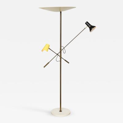 Gino Sarfatti GINO SARFATTI FLOOR LAMP FOR ARTELUCE