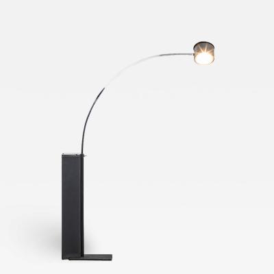 Gino Sarfatti Gino Sarfatti Floor Lamp Mod 1096 for Arteluce Extensible 70s