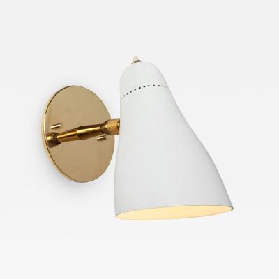 Gino Sarfatti Gino Sarfatti Perforated Cone Sconce for Arteluce circa 1950
