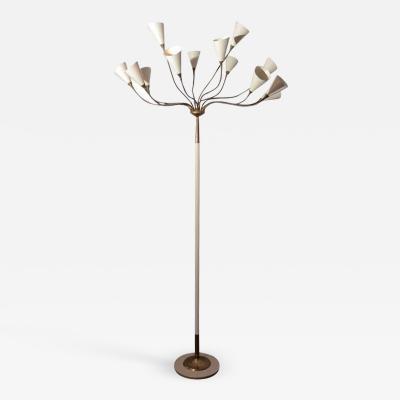 Gino Sarfatti Medusa 1035 Floor Lamp by Sarfatti for Arteluce