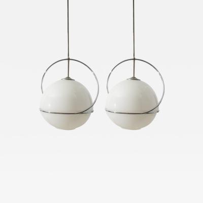 Gino Sarfatti Pair of Light Fixtures from Arteluce by Gino Sarfatti