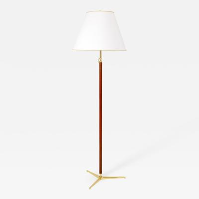 Gino Sarfatti Rare Floor Lamp Model 1025 by Gino Sarfatti for Arteluce