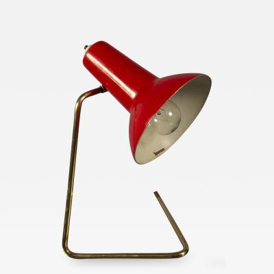 Gino Sarfatti Table Lamp by Gino Sarfatti for Arteluce Italy 1950s