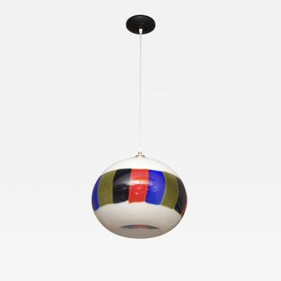 Gino Vistosi Pendant Light designed by Gino Vistosi 1965 Italy