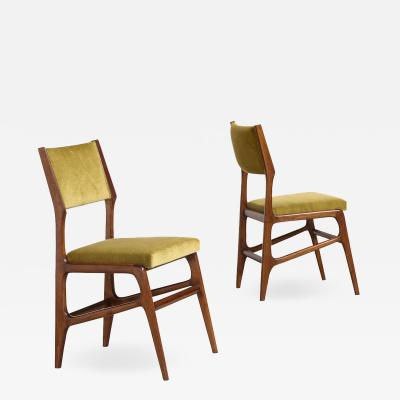 Gio Ponti 6 Dining Chairs by Gio Ponti for Cassina