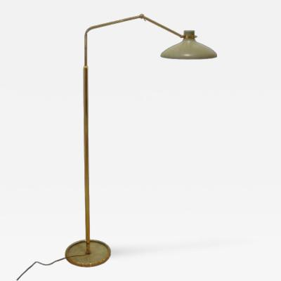 Gio Ponti An Articulated Floorlamp by Gio Ponti for Fontana Arte